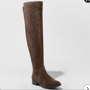 New over the knee boots